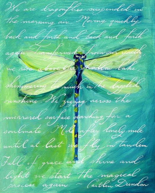 Pretty Dragonfly Art   www.imgkid.com - The Image Kid Has It!