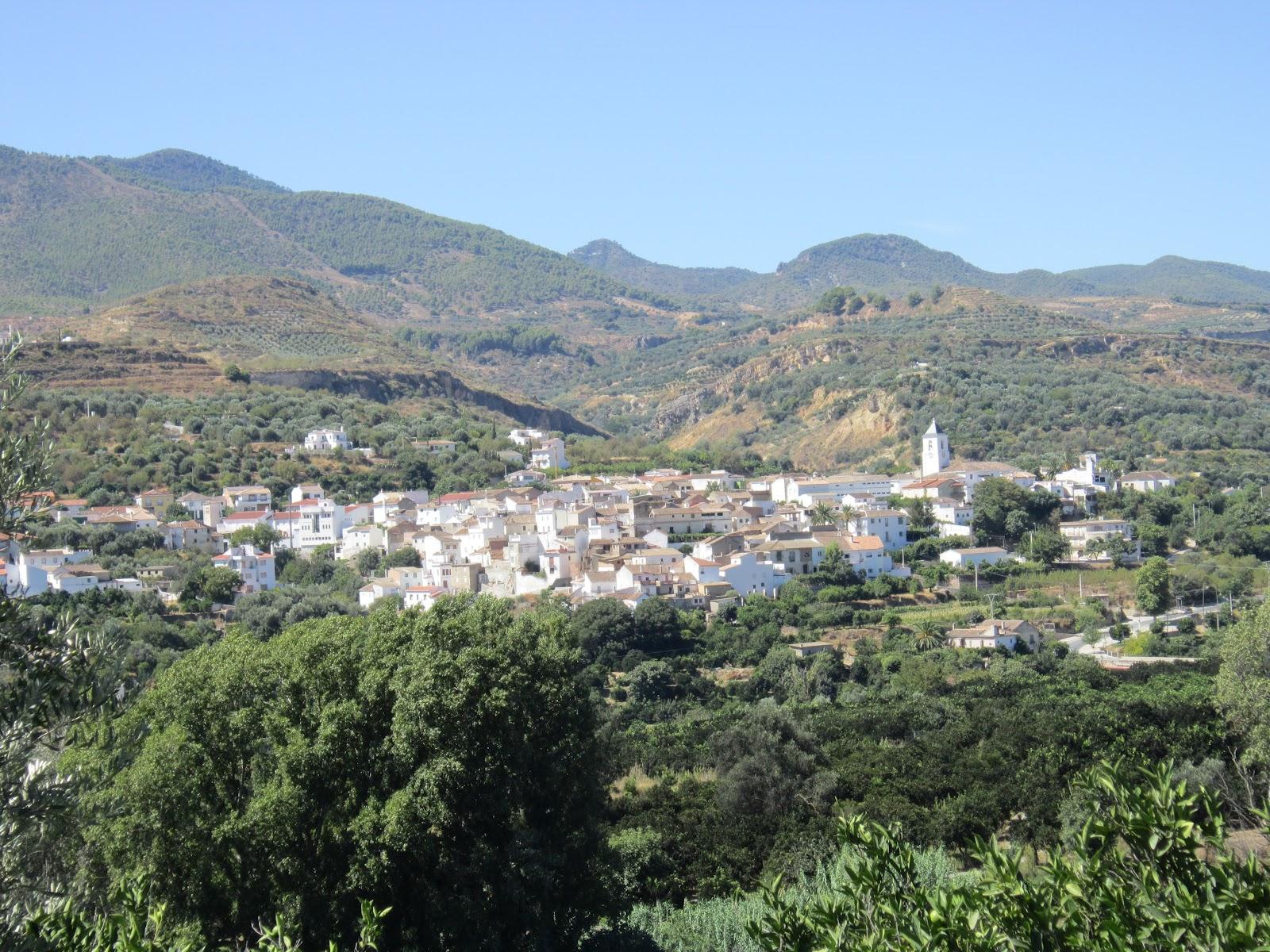 Lecrin Valley Spain Lecrin Valley on Holiday