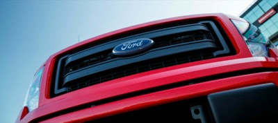 2013 Ford F-150 grille