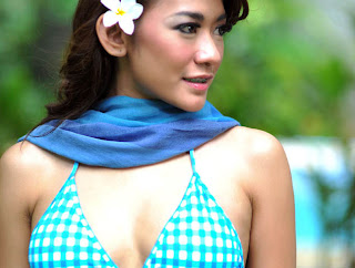 hot Model Popular Seksi Harazchika Dewi