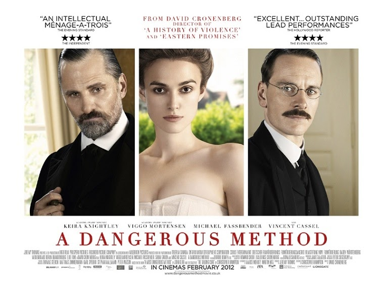 Movies with Moody: A Dangerous Method (2011) A Dangerous Method Poster
