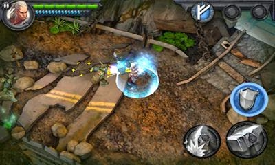 download Game Wraithborne