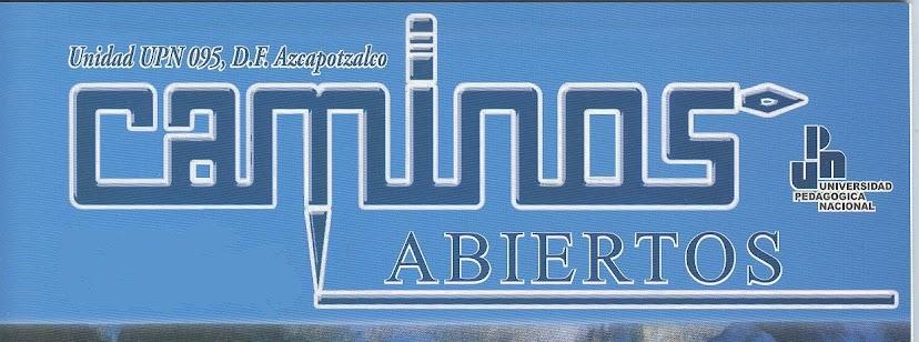 Revista Caminos Abiertos 2011
