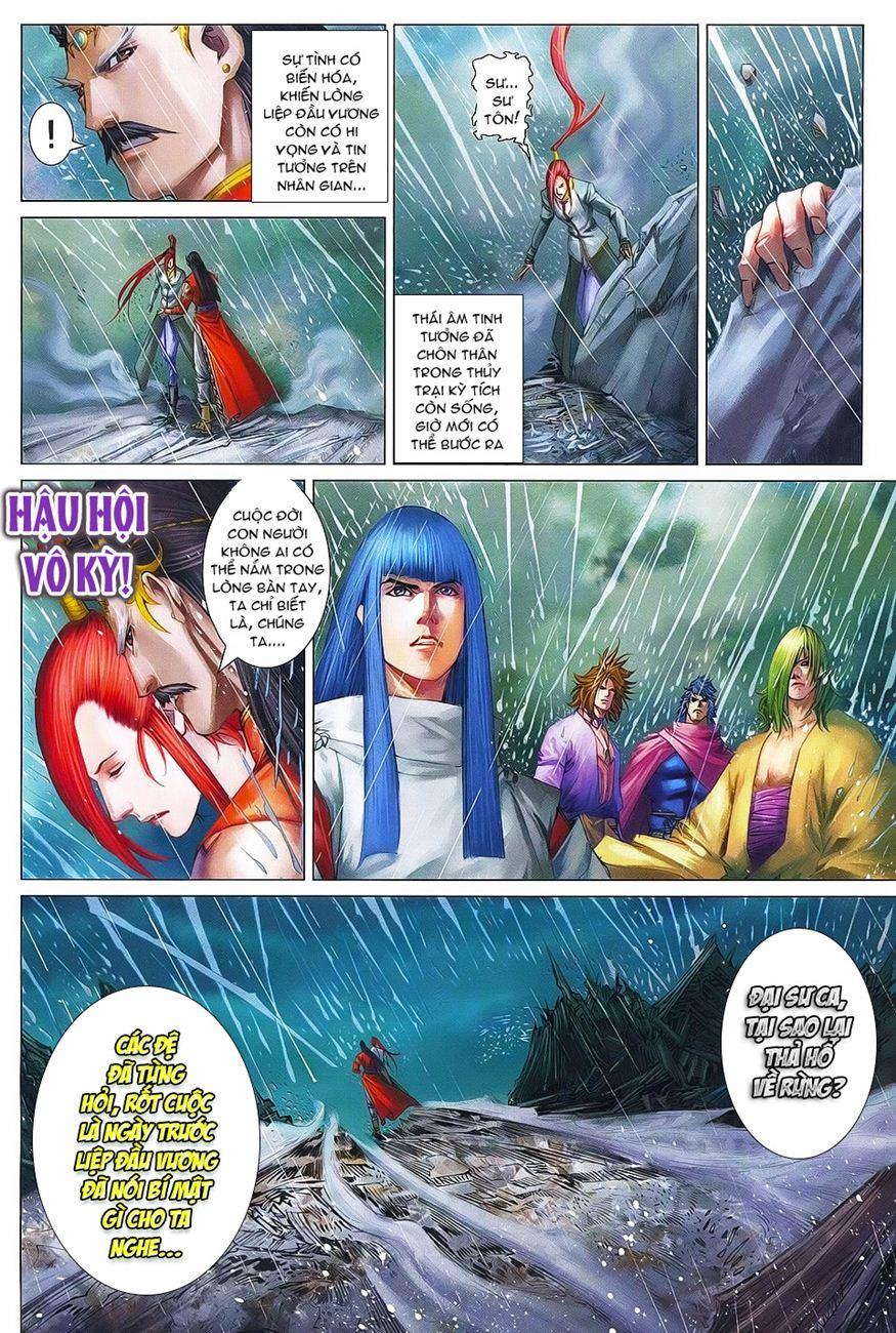 Tứ Đại Danh Bổ chap 371 – End Trang 26 - Mangak.info