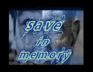 Save in Memory