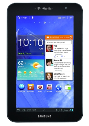 ROM: T869UVKL2 (T-Mobile USA) Samsung Galaxy Tab 7.0 Plus Android 2