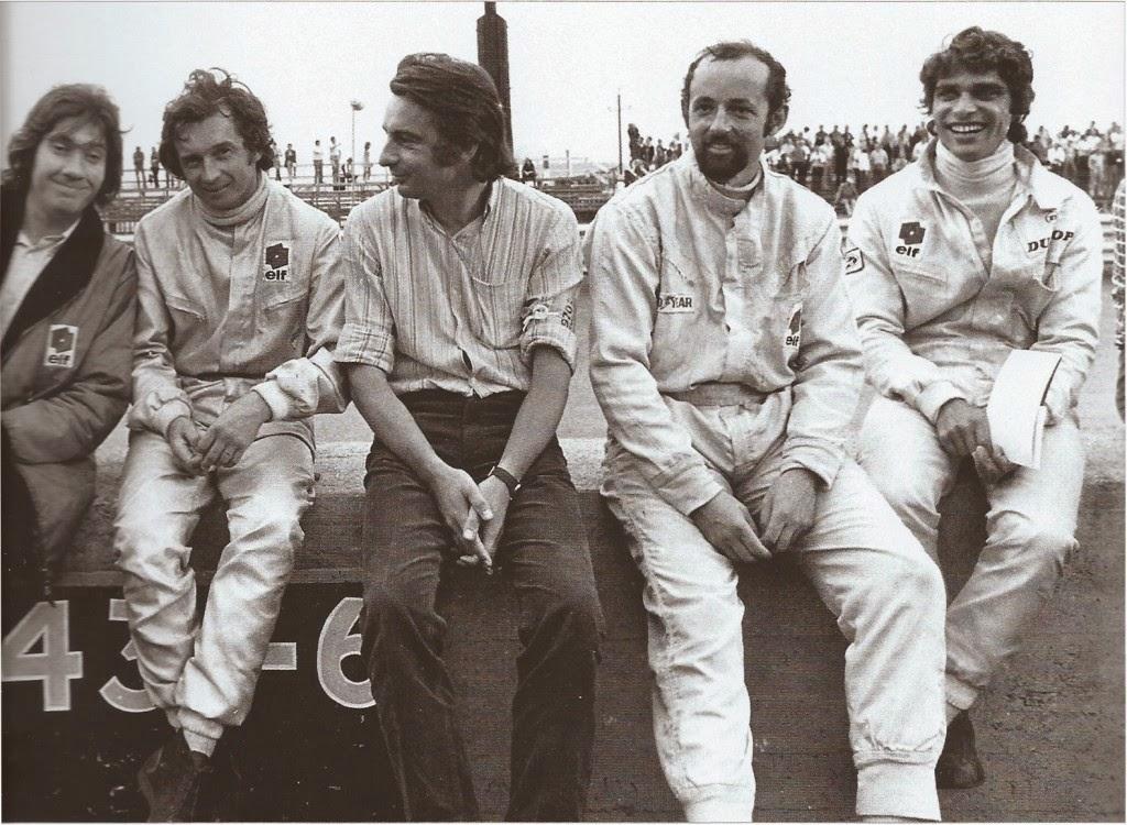 Jean-Pierre Beltoise et Henri Pescarolo (1970)