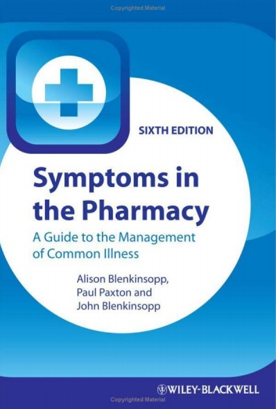 تحميل كتاب Symptoms In The Pharmacy  أفضل كتاب لتعلم ال OTC