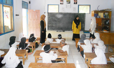 Pengaruh Madrasah Diniyah Arab di Indonesia