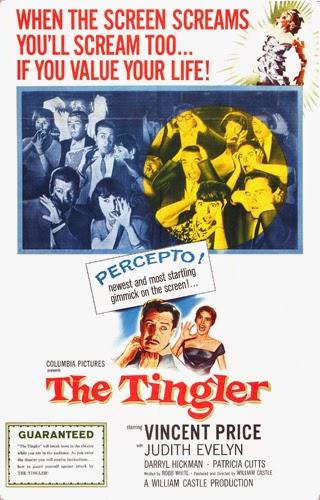 Poster - The Tingler (1959)