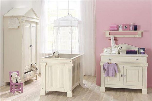 En un bosque de la habitaci n de mi churumbel - Muebles para la habitacion del bebe ...