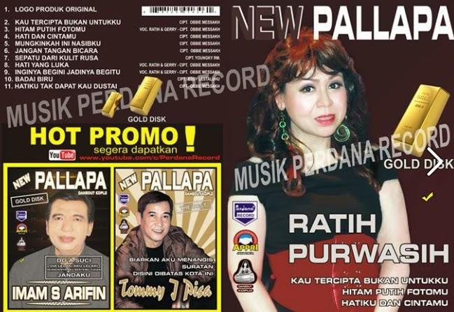 Hitam Putih Fotomu – Ratih Purwasih – New Pallapa Album Ratih Purwasih 2015 [Promo VCD]