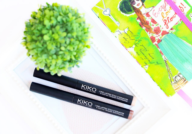 Kiko Long Lasting Eyeshadow Sticks