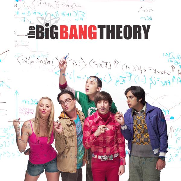 My purple dreams week 40 favorite tv show - La theorie du big bang serie ...