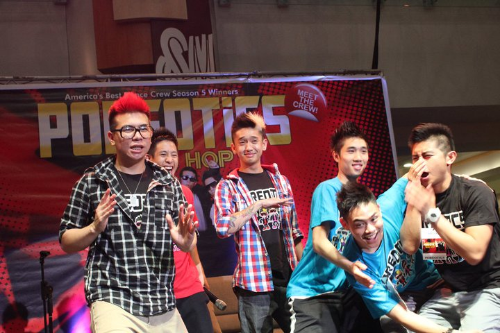 #TeamAguas: Meet the Poreotics!!!