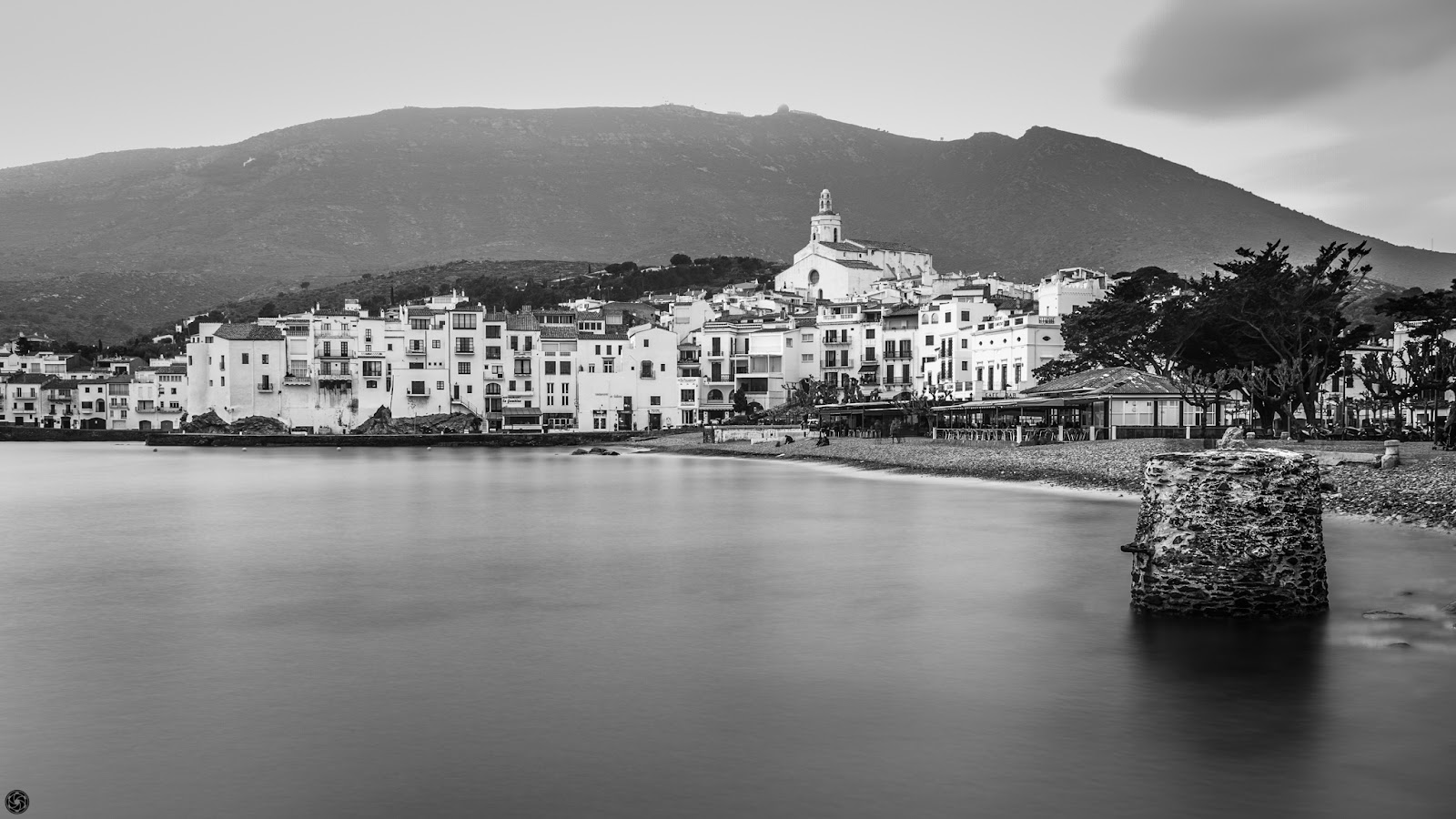 Cadaqués :: Canon EOS5D MkIII | ISO100 | Canon 24-105@40mm | f/8.0 | 1/60s (ND400 + ND8)