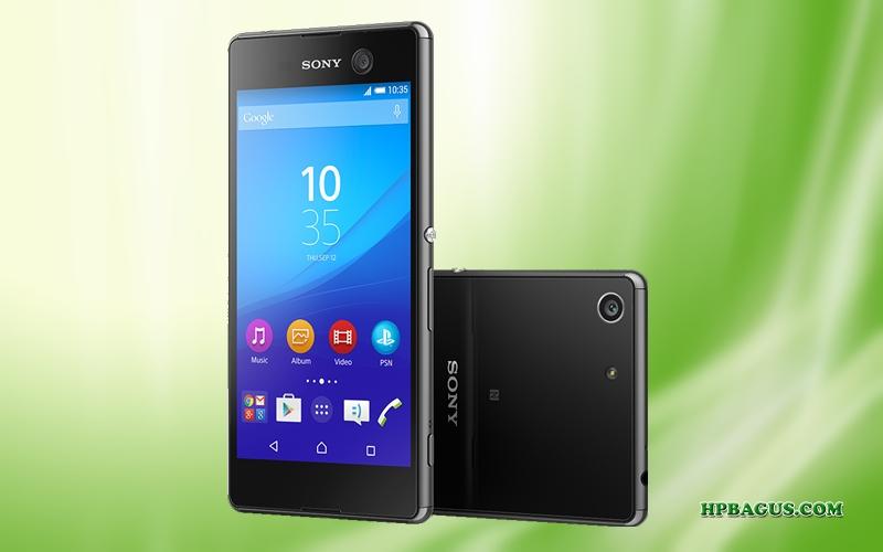 Spesifikasi dan Harga Sony Xperia M5 Dual Android Smartphone