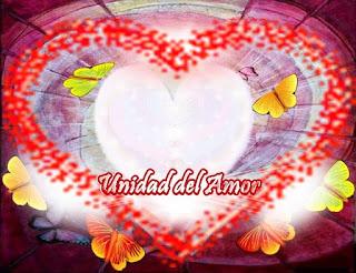 Venimos con Amor a ayudarlos a todos, a recordar la Unidad del Amor en sus Caminos evolutivos.