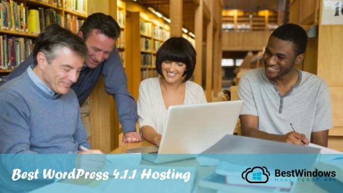 WordPress 4.1.1 Hosting Provider