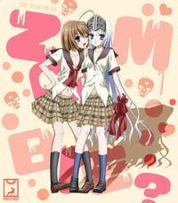 Omamori Himari, Sora no Otoshimono, y Kore wa Zombie desu Ka? Anuncios de proyectos