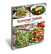 Summer Salads Cover