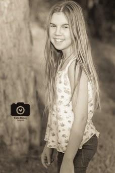 fotografía infantil de niña