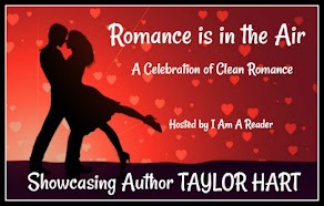 Romance is in the Air featuring Taylor Hart - 13 February