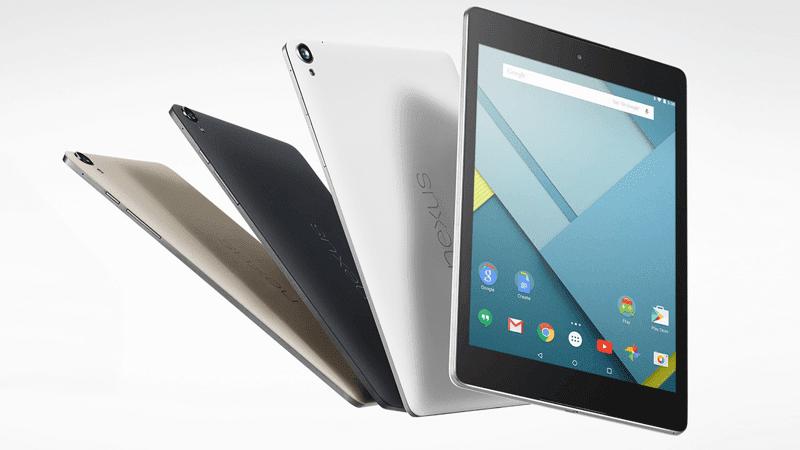 Nexus 9 Ventajas y Desventajas