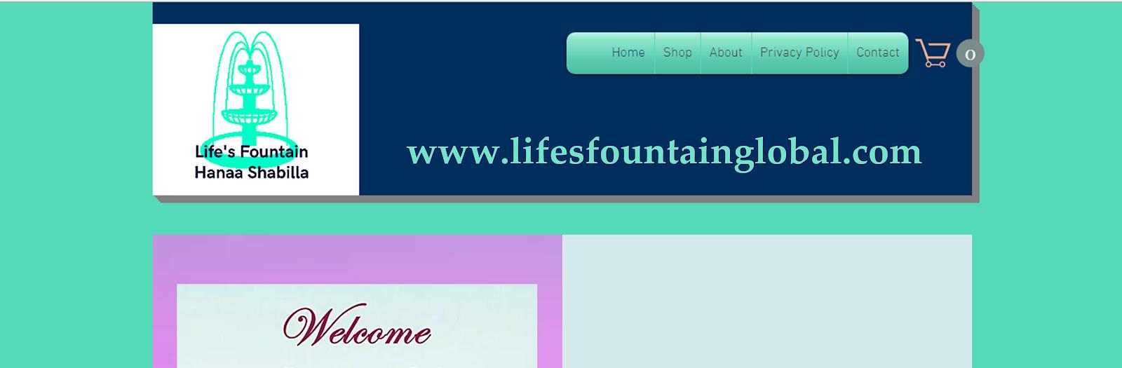 Life's fountain Global