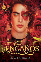 LIBRO - Engaños (Susurros 3)  A.G. Howard (Oz Editorial - 25 Febrero 2015)  Literatura - Juvenil | Edición papel & ebook kindle