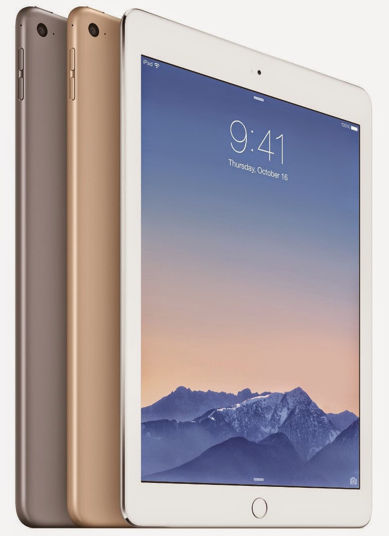 Apple iPad Air and iPad Mini 3 is now available in India