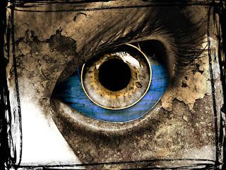 Eyes Of Vitality Dark Gothic Wallpaper