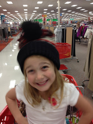 Even a trip to Target can make us giggle with the right accessories!