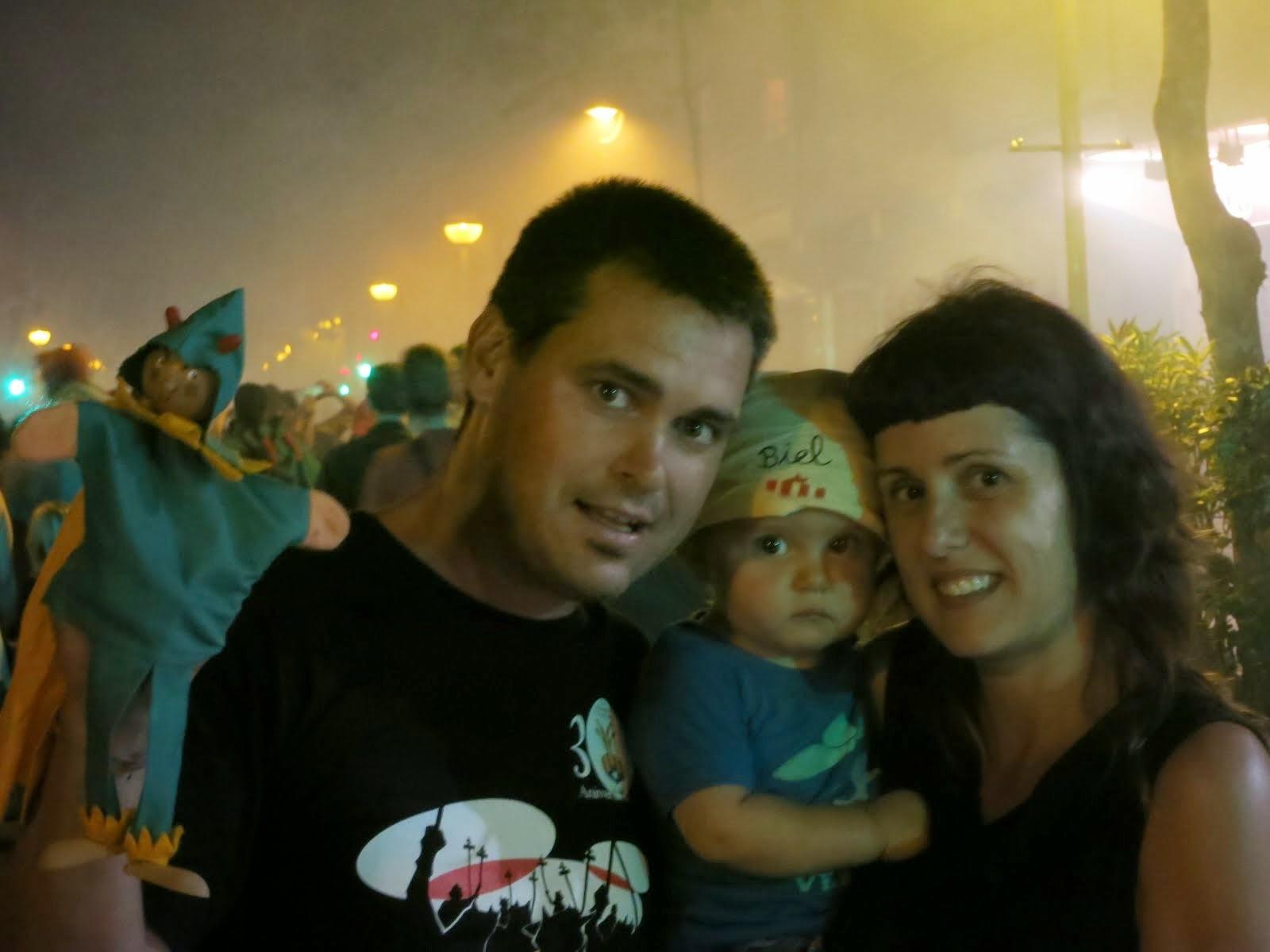 Festa Major de Sabadell 2014, Correfoc Diables de la Creu Alta