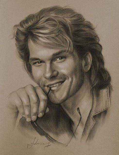 Best Celebrity Pencil Sketch 10