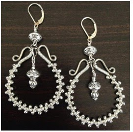 Make your own chandelier earrings oriental women style for Build your own chandelier