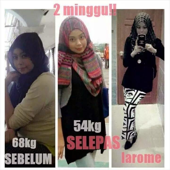 Testimoni L'arome Slimming Serum