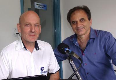 Airton Engster dos Santos e Gustavo Reginatto
