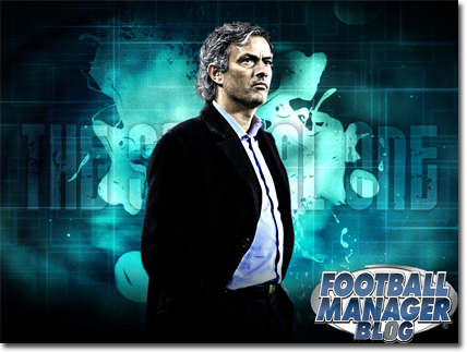 Football Manager Jose Mourinho Tactics