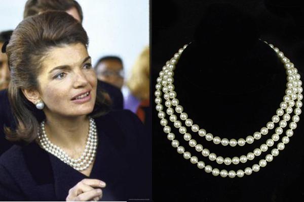 Retro Gran Jackie Kennedy S Jewelry