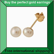 Angelica Designs Gold Earrings - Free Shipping