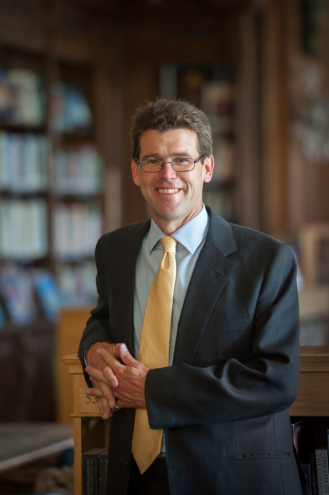 Ben Vessey - Headmaster