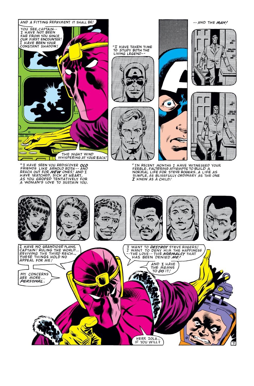 Captain America (1968) Issue #277 #193 - English 8