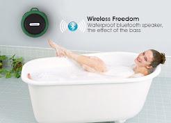 Loa Bluetooth 2 Cái Chống Nước Phòng Tắm