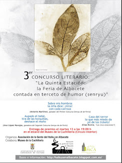 3er. Concurso de Senryu de Feria