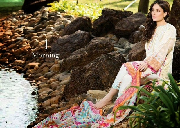 Kareena Kapoor Calendar In 2015 Stills