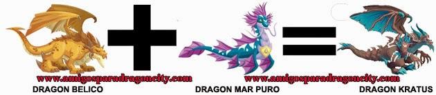 como hacer el dragon kratus de dragon city formula 1