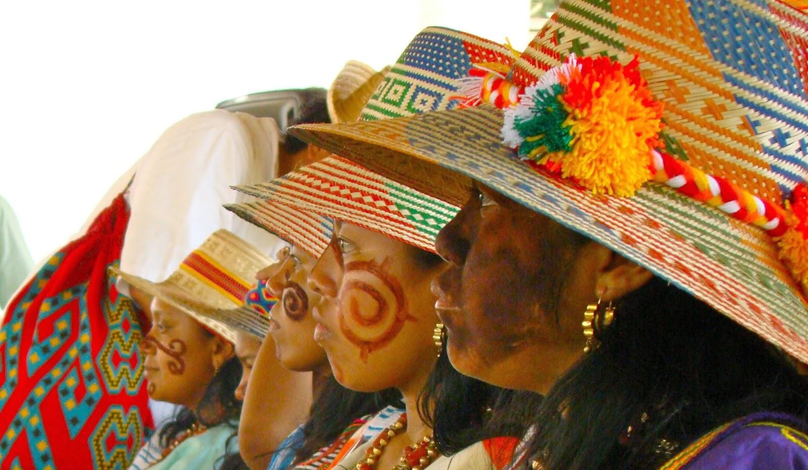 cultura wayuu, colombianos