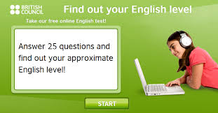 FIND OUT YOUR ENGLISH LEVEL
