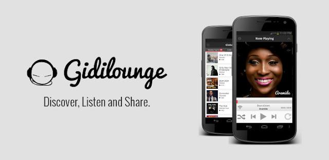 Gidilounge Radio App